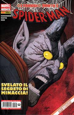 Copertina SPIDER-MAN n.521 - SPIDER-MAN, MARVEL ITALIA