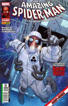 Copertina SPIDER-MAN n.586 - AMAZING SPIDER-MAN 4, MARVEL ITALIA