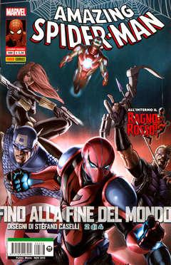 Copertina SPIDER-MAN n.588 - AMAZING SPIDER-MAN 6, MARVEL ITALIA