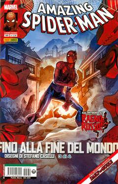 Copertina SPIDER-MAN n.589 - AMAZING SPIDER-MAN 7, MARVEL ITALIA
