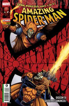 Copertina SPIDER-MAN n.596 - AMAZING SPIDER-MAN 14, MARVEL ITALIA