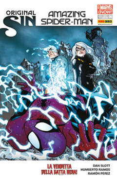 Copertina SPIDER-MAN n.620 - AMAZING SPIDER-MAN MARVEL NOW, MARVEL ITALIA