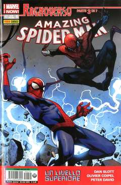 Copertina SPIDER-MAN n.629 - AMAZING SPIDER-MAN MARVEL NOW, MARVEL ITALIA