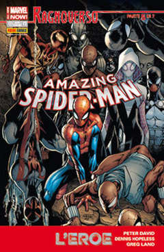 Copertina SPIDER-MAN n.631 - AMAZING SPIDER-MAN MARVEL NOW, MARVEL ITALIA