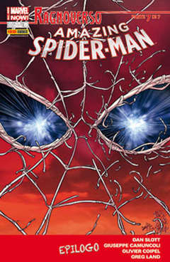 Copertina SPIDER-MAN n.633 - AMAZING SPIDER-MAN MARVEL NOW, MARVEL ITALIA