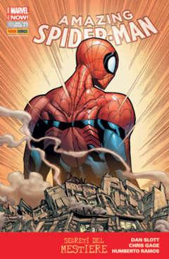 Copertina SPIDER-MAN n.641 - AMAZING SPIDER-MAN MARVEL NOW, MARVEL ITALIA