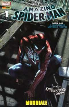 Copertina SPIDER-MAN n.650 - AMAZING SPIDER-MAN 1 - Second Printing Variant, MARVEL ITALIA