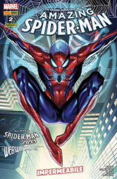 Copertina SPIDER-MAN n.651 - AMAZING SPIDER-MAN 2 - Second Printing Variant, MARVEL ITALIA