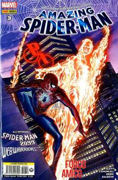 Copertina SPIDER-MAN n.652 - AMAZING SPIDER-MAN 3, MARVEL ITALIA