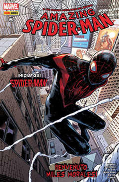 Copertina SPIDER-MAN n.655 - AMAZING SPIDER-MAN 6, MARVEL ITALIA