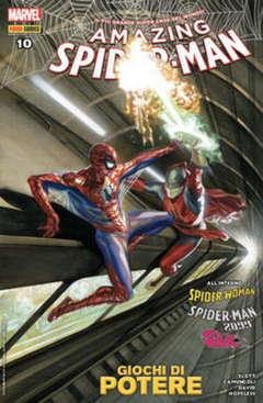 Copertina SPIDER-MAN n.659 - AMAZING SPIDER-MAN 10, MARVEL ITALIA