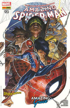Copertina SPIDER-MAN n.661 - AMAZING SPIDER-MAN 12, MARVEL ITALIA