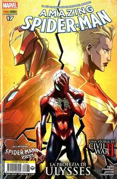 Copertina SPIDER-MAN n.666 - CIVIL WAR II, MARVEL ITALIA