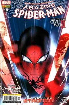 Copertina SPIDER-MAN n.667 - CIVIL WAR II, MARVEL ITALIA