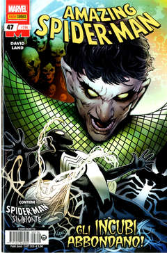 Copertina SPIDER-MAN n.756 - AMAZING SPIDER-MAN 47, MARVEL ITALIA
