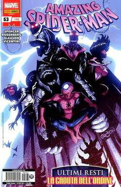 Copertina SPIDER-MAN n.762 - AMAZING SPIDER-MAN 53, MARVEL ITALIA