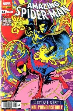 Copertina SPIDER-MAN n.763 - AMAZING SPIDER-MAN 54, MARVEL ITALIA