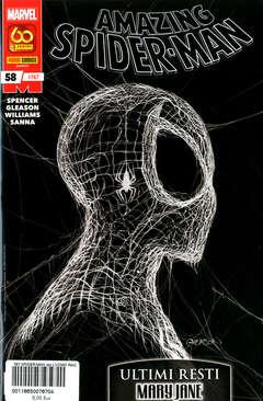 Copertina SPIDER-MAN n.767 - AMAZING SPIDER-MAN 58, MARVEL ITALIA