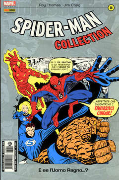 Copertina SPIDER-MAN COLLECTION n.38 - SPIDER-MAN COLLECTION, MARVEL ITALIA