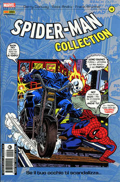 Copertina SPIDER-MAN COLLECTION n.44 - SPIDER-MAN COLLECTION, MARVEL ITALIA