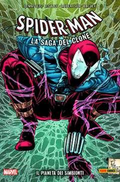 Copertina SPIDER-MAN LA SAGA DEL CLONE n.3 - LA SAGA DEL CLONE, MARVEL ITALIA