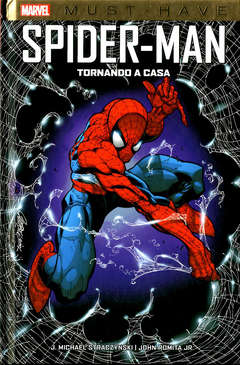Copertina SPIDER-MAN TORNANDO A CASA n. - SPIDER-MAN: TORNANDO A CASA, MARVEL ITALIA