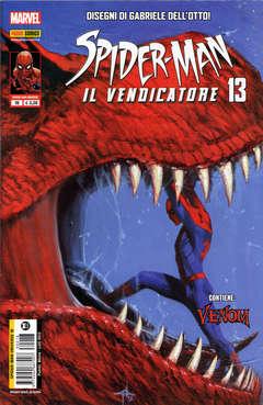 Copertina SPIDER-MAN UNIVERSE n.18 -  SPIDER-MAN IL VENDICATORE 13, MARVEL ITALIA
