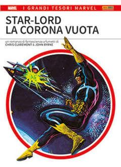Copertina STAR-LORD LA CORONA VUOTA n. - STAR-LORD: LA CORONA VUOTA, MARVEL ITALIA