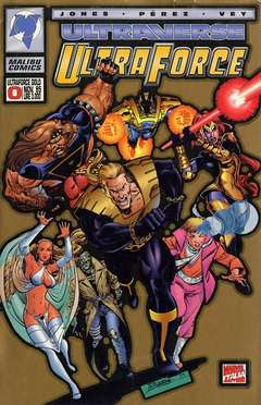 MARVEL ITALIA - ULTRAFORCE 0 ORO