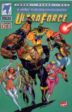 MARVEL ITALIA - ULTRAFORCE