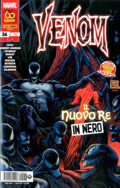 Copertina VENOM Nuova Serie n.53 - VENOM 36, MARVEL ITALIA