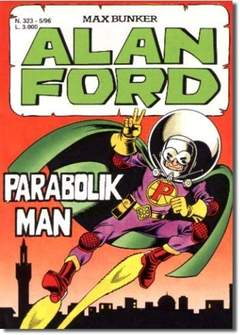 MAX BUNKER PRESS - ALAN FORD