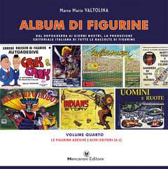 Copertina ALBUM DI FIGURINE n.4 - ALTRI EDITORI (A-L), MENCARONI EDITORE