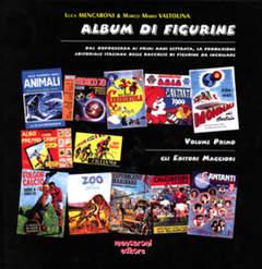 Copertina ALBUM DI FIGURINE n.1 - GLI EDITORI MAGGIORI, MENCARONI EDITORE