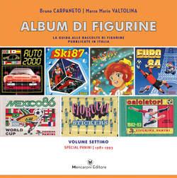 Copertina ALBUM DI FIGURINE n.7 - SPECIAL PANINI (1981-1993), MENCARONI EDITORE