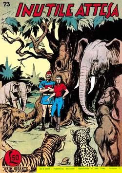 Copertina AKIM CRONOLOGICA prima serie n.13 -  AKIM albi dal 73 al 78, MERCURY EDITORIALE