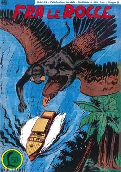 Copertina AKIM CRONOLOGICA prima serie n.9 -  AKIM albi dal 49 al 54, MERCURY EDITORIALE