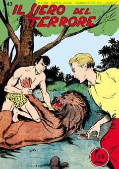 Copertina AKIM PRIMA SERIE CRONOLOGICA n.8 - Lotto 8 (albi 43/48), MERCURY EDITORIALE