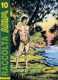 Copertina AKIM RACCOLTA n.10 - 200 COPIE, MERCURY EDITORIALE