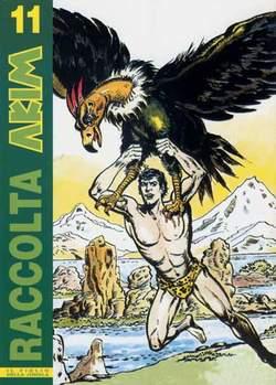 Copertina AKIM RACCOLTA n.11 - AKIM RACCOLTA a tiratura limitata, MERCURY EDITORIALE