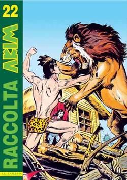 Copertina AKIM RACCOLTA n.22 - AKIM RACCOLTA a tiratura limitata, MERCURY EDITORIALE