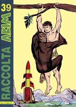 Copertina AKIM RACCOLTA n.39 - AKIM RACCOLTA a tiratura limitata, MERCURY EDITORIALE