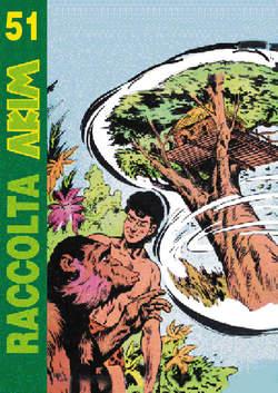 Copertina AKIM RACCOLTA n.51 - RACCOLTA AKIM, MERCURY EDITORIALE