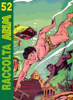 Copertina AKIM RACCOLTA n.52 - RACCOLTA AKIM, MERCURY EDITORIALE