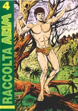 Copertina AKIM RACCOLTA n.4 - AKIM RACCOLTA a tiratura limitata, MERCURY EDITORIALE