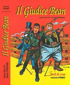 Copertina BOOK DE LUXE n.2 - IL GIUDICE BEAN 1, MERCURY EDITORIALE