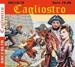 Copertina CAGLIOSTRO n.0 - CAGLIOSTRO RACCOLTA, MERCURY EDITORIALE