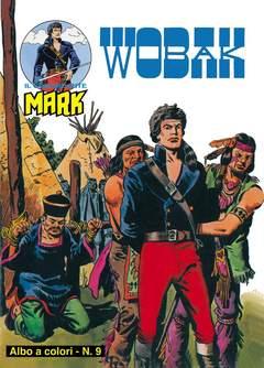 Copertina COMANDANTE MARK albi a colori n.5 - 9/10, MERCURY EDITORIALE