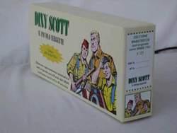 Copertina DIXY SCOTT n.0 - DIXY SCOTT cofanetto vuoto, MERCURY EDITORIALE
