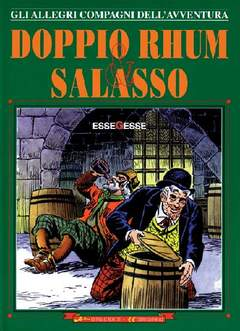 Copertina DOPPIO RHUM E SALASSO n. - DOPPIO RHUM E SALASSO, MERCURY EDITORIALE